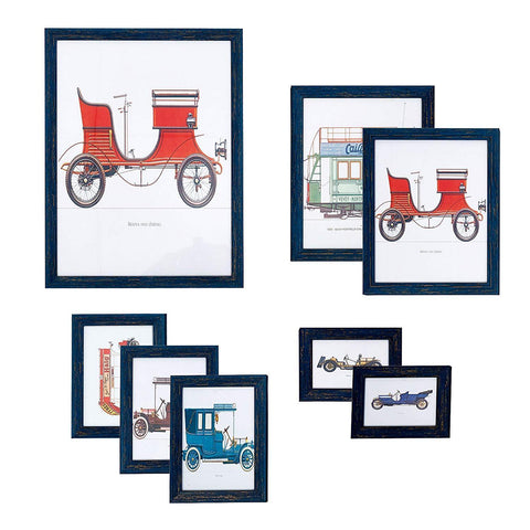 Bosonshop 8PCS Multi Pack Photo Frame,Home Decorations