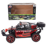 Bosonshop 1:18 2.4G 4WD 20KM High Speed Off-Road RC Die Cast Racing CombinationCar Battery Control Vehicle Presents for Kids