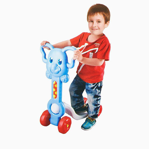 Bosonshop Kids Scooters for boys and girls, blue