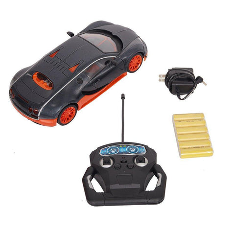 Bosonshop 1:18 Bugatti Alloy Remote Control Die Cast Scale RC Cars