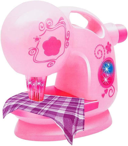 Bosonshop Playhouse Toy Sewing Machine Pretend Toy for Girl