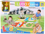 Family Floor Board Foldable Game Ludo Giant Educational Toy