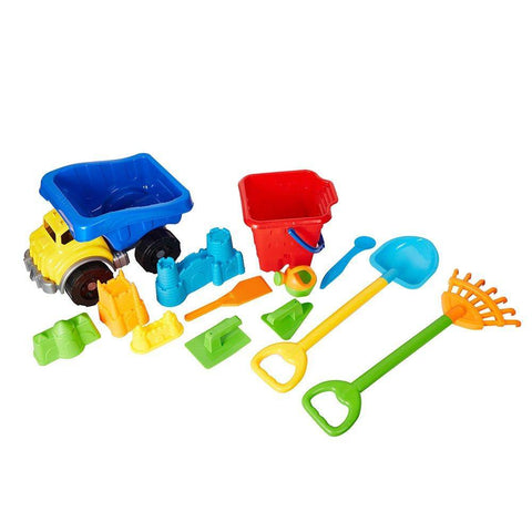 Bosonshop Beach Toys Deluxe Playset for Kids