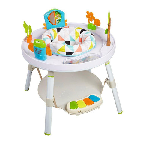 Bosonshop Baby 3-Stage Jumper Activity Center More Baby's View Multi-Function Jump&Rocking Chair
