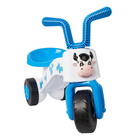 Bosonshop Kids Ride On Toys for toddlers, First Bike, Blue