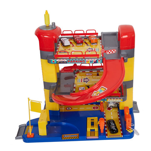 Bosonshop Super Parking Garage Playset for Kids