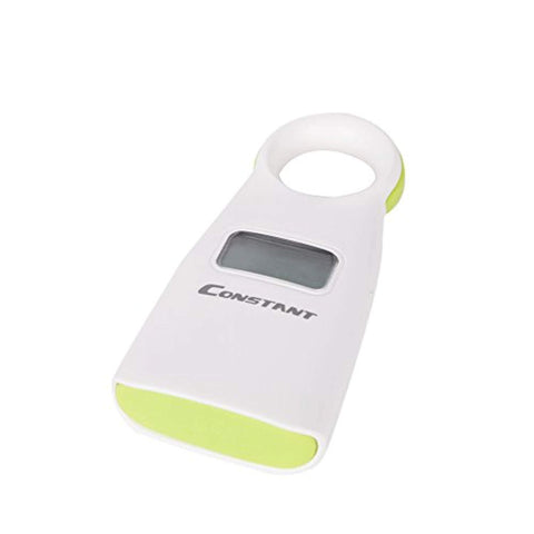 Bosonshop Digital Hanging Postal Luggage Scale for Weighing, Timer, Ruler