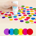 Bosonshop Dot Markers 6 Colors 20 Pages Dot Book Fun Art Paint Craft Kit Kids Preschool Educational Toys