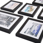 Bosonshop 10pc Multi Pack Picture Frame Value Set