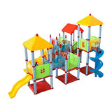 Bosonshop DIY Building Blocks Amusement Park