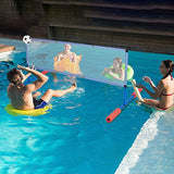 Bosonshop Water Volleyball Game Set for Pool ,for Whole Family Play