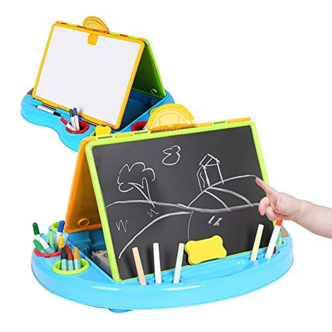 Bosonshop Colorful Drawing Board Writing Sketching Pad For Kids