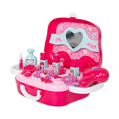 Bosonshop Pretend Play Girls Beauty Fashion Makeup Toy