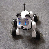 Bosonshop Smart Dog Electronic Pet Educational Children's Toy Dancing Robot Electric Dog