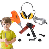 Bosonshop Kids Pretend Toy Construction Tool Toy