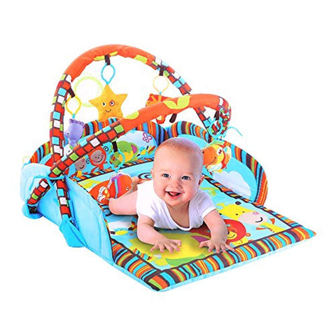 Bosonshop Baby Soft Activity Center Play Gym Mats