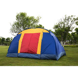 Bosonshop Outdoor 8 Persons Easy SetUp Family Large Tent for Traveling with Portable Bag