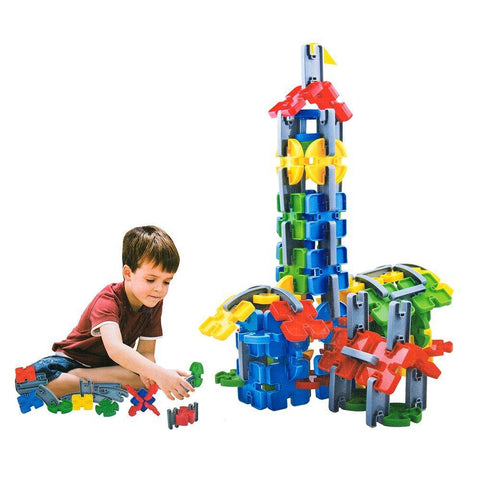 Bosonshop Educational Diy Building Blocks for Kids