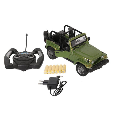Bosonshop RC Car Home Vehicle Radio Control Kids Electric Toy