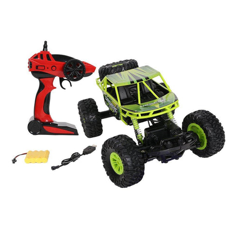 Bosonshop Remote Control Off Road Rc Car Rock Crawler 4x4 for Boy