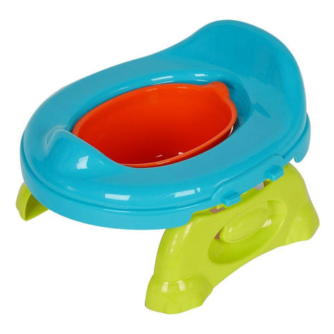 Bosonshop Folding Portable Travel Potty Seat for Kids