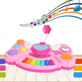 Bosonshop Early Education Toy Story Piano Music Toy for Baby Kids