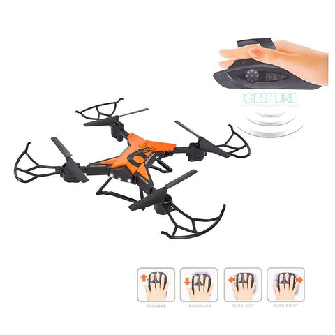Bosonshop Mini Drone RC Quadcopter with Gesture Control 3D Flips One, Play for Fun