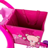 Bosonshop Kids Shopping Carts Pretend Toy for Girl