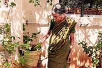 Gardening with Mrs Lakshmi