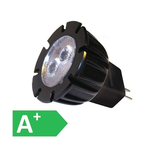MR11 2W/12V Power LED polttimo