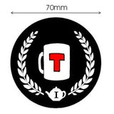 First Tea Company, Official Insignia - Embroidered Patch