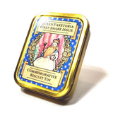 Queen Faketoria Commemorative Biscuit Tin - Tobacco Tin-Doctor Geof