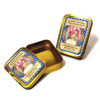 Queen Faketoria Commemorative Biscuit Tin - Tobacco Tin