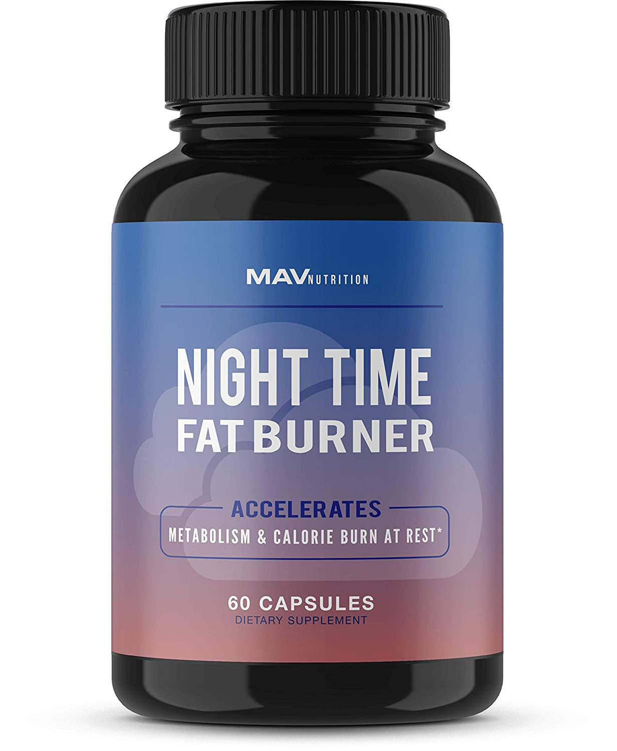 3X Triple Action Burner night time fat burner weight loss pills formulated to burn fat and aid in  suppressing appetite, supports a restful night sleep while increasing
