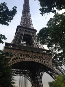 Baby Booster_ Eiffel Tower