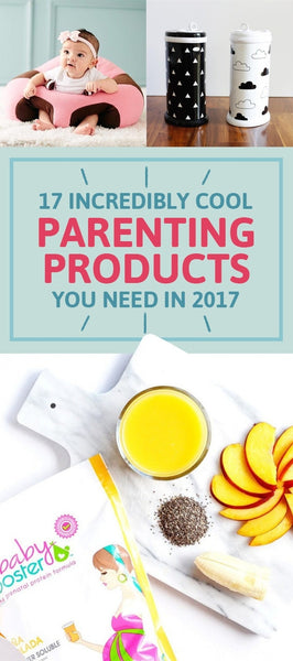 17 Incredibly Cool Parenting Products You Need in 2017 (Buzzfeed)
