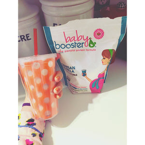 Mixed Berry Smoothie,Baby Booster, Booby Booster, Prenatal Protein, Pregnancy, Breastfeeding, Lactation Supplement