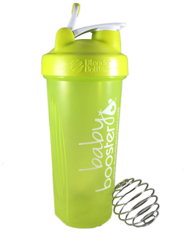 Baby Booster Blender Bottle