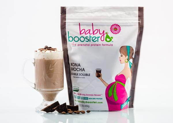 Baby Booster Prenatal Protein and Vitamin Shake - Ships Same Day