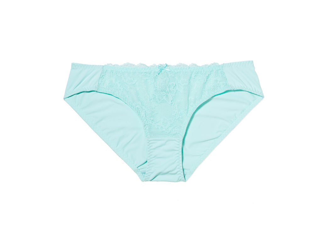 Adelina Bikini in Blue Green