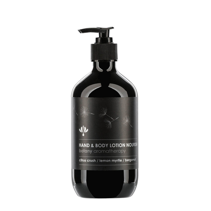 [ Aromatherapy ] HAND & BODY LOTION NOURISH 清爽保濕身體乳霜 500ml