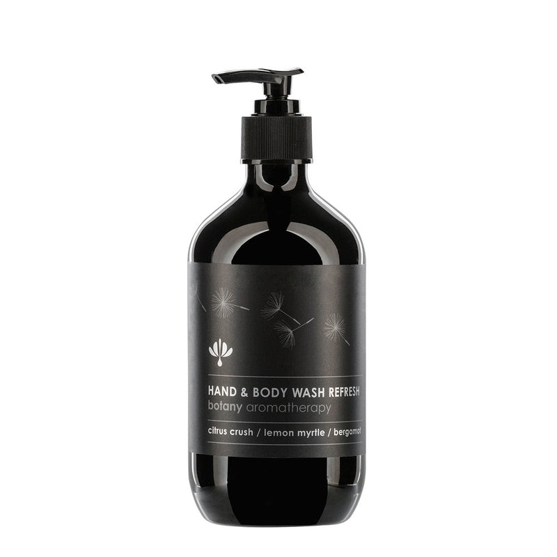 [ Aromatherapy ] HAND & BODY WASH REFRESH 清爽保濕沐浴露