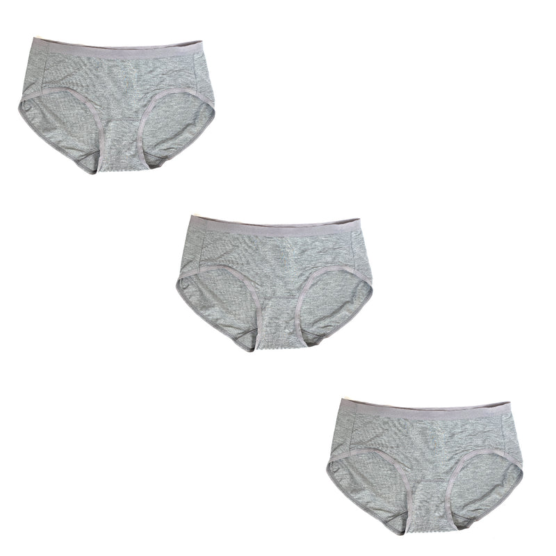 Heather Grey Panties
