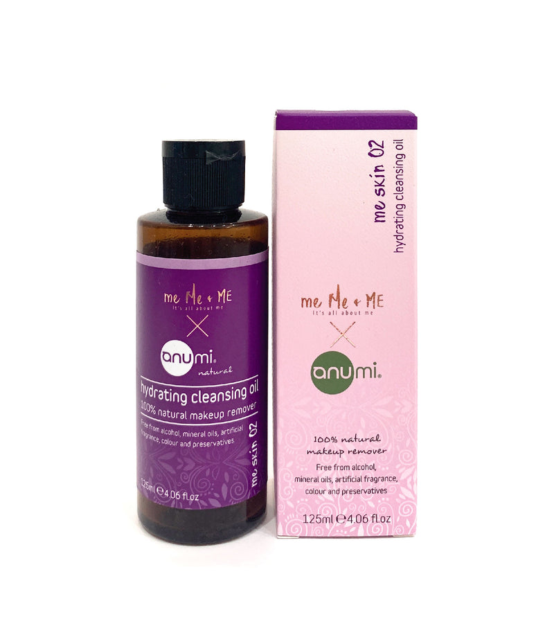 [ 77折加購 ] me Me & ME x anumi Hydrating Cleansing Oil 天然保濕卸妝潔顏油
