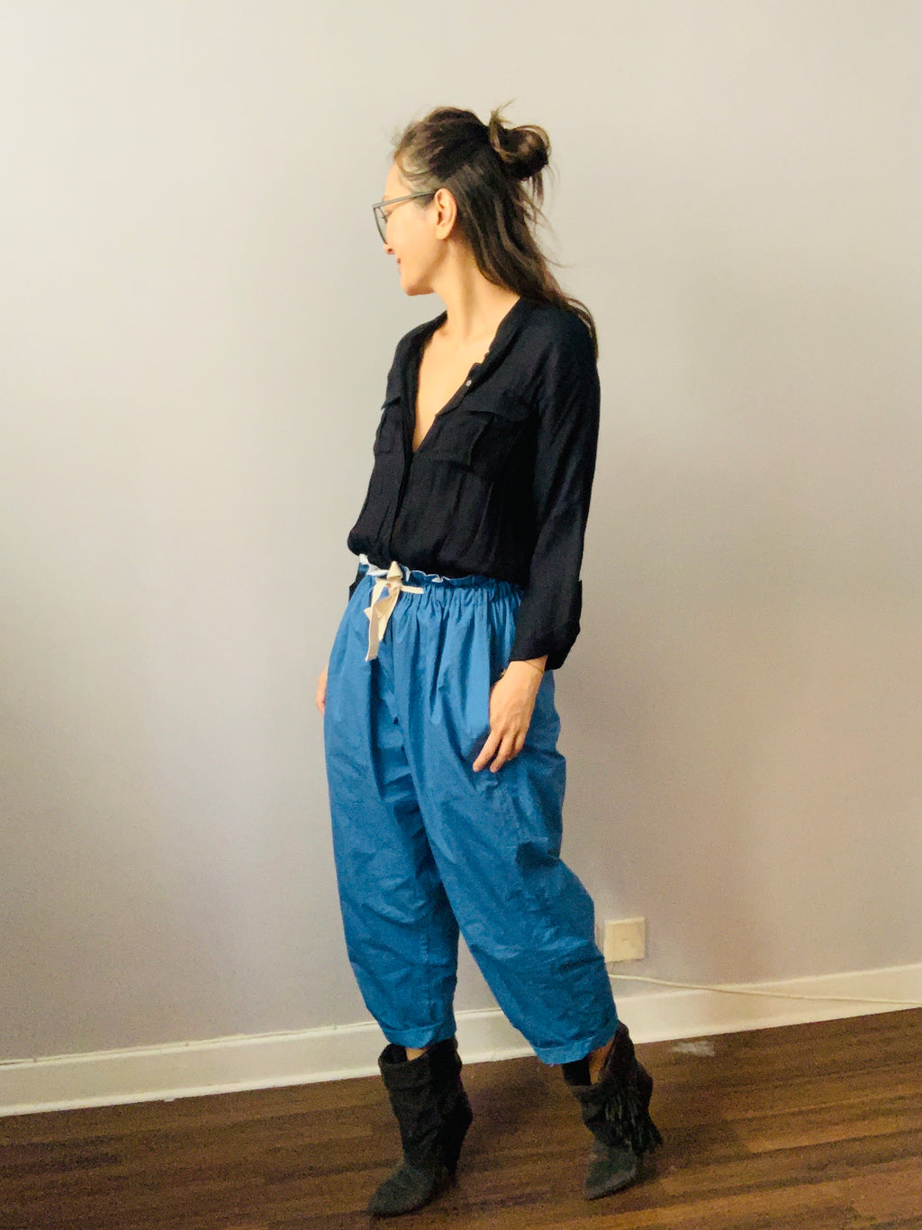 Indigo Collection Pants