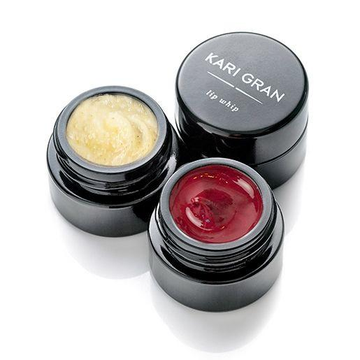 Kari Gran Suji Red Lip Whip & Lip Scrub Duo