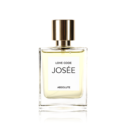 JOSEE Love Code Perfume Absolute 愛情密碼原精香水 50ml