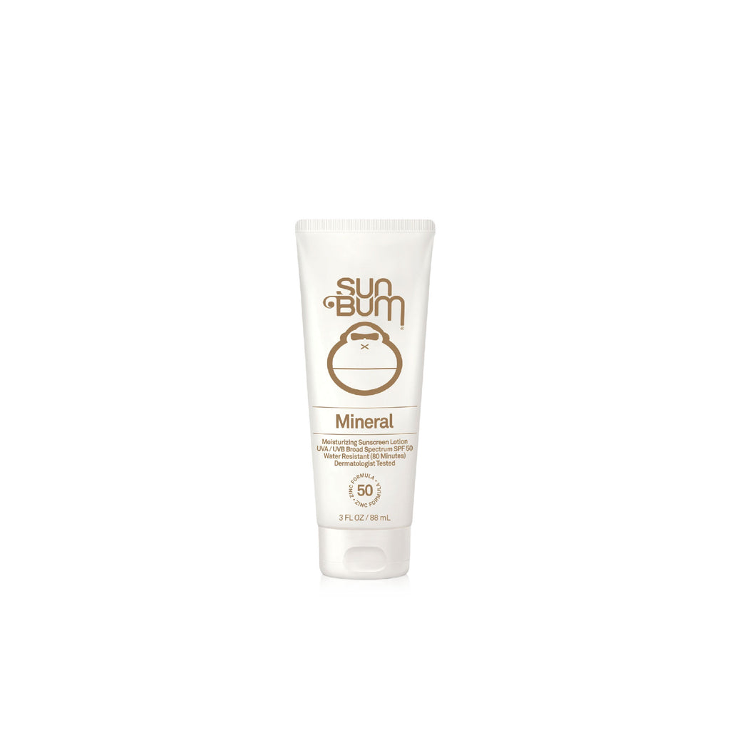 Mineral SPF50 Sunscreen Lotion 礦物保濕防曬乳液