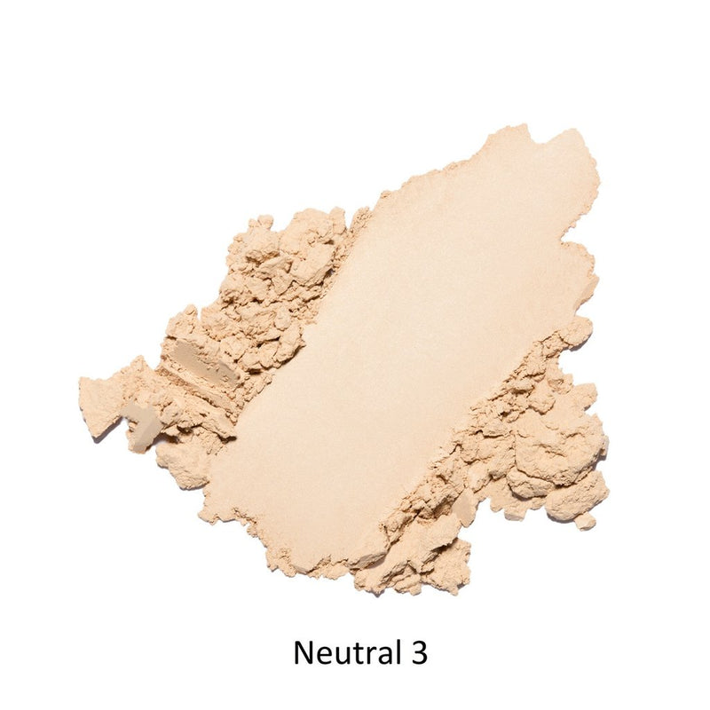 SATIN MATTE FOUNDATION 啞緻礦物粉底
