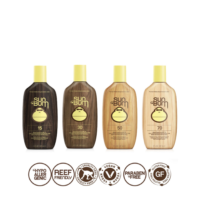 Sunscreen Lotion 保濕防曬乳液 237ml [SPF 15, 30, 50, 70]